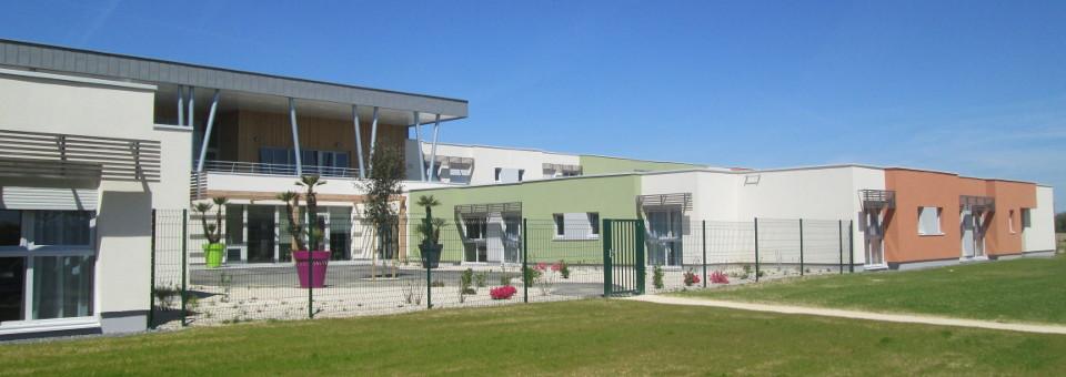 maison de retraite de Caulnes