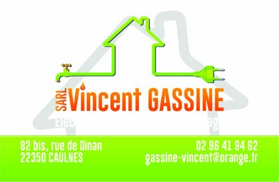 carte de visite vincent gassine