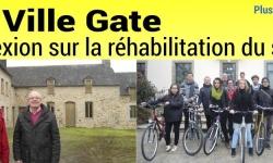 réflexion sur la réhabiliation de la Ville Gate à Caulnes
