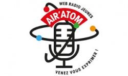logo air atom web radio jeunes