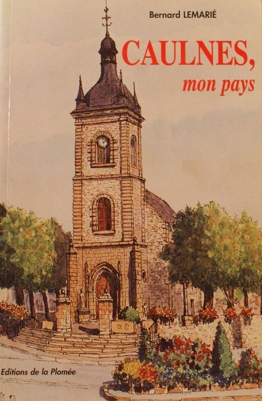 couverture de livre Caulnes mon pays
