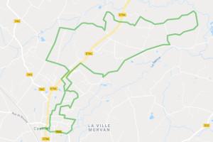 carte circuit vert