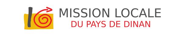 logo mission locale du pays de dinan