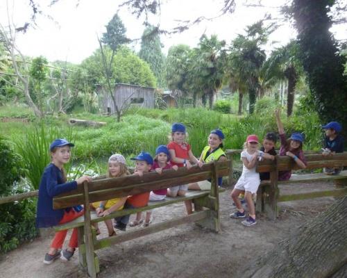 Sortie au Zoo de la Bourbansais (18 juillet 2017)
